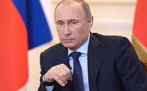Путин рассказал о тревоге после первых антироссийских санкций