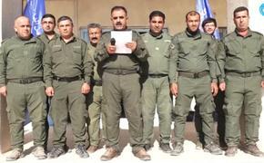 Опубликовано видеообращение курдов по поводу нападения на российский патруль в Сирии