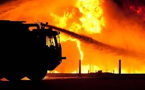 Двое детей погибли при пожаре в частном доме под Тюменью