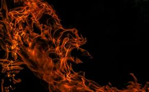 Домодедово:сгорела дотла старая школа