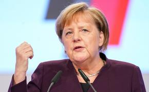 Меркель: добрососедские отношения между ФРГ и Россией необходимы