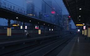 Сбой в движении поездов произошел сегодня на МЦК