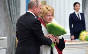 Доронина призвала Путина вмешаться в ситуацию в МХАТ им. Горького
