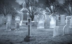 Под зданием американской школы нашли кладбище