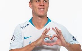 Футболиста Кокорина наградили за благие дела