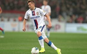 «Краснодар» поделил  очки с ЦСКА 1:1