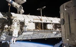 К МКС пристыковался грузовой корабль Dragon