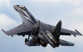 СМИ: российские Су-35 перехватили истребители Израиля