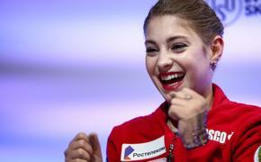 Фигуристка Алена Косторная на Гран-при в Италии установила  мировой рекорд