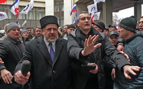 Аксенов  послал Чубарова на Херсон