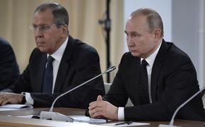 Путин заговорил о транзите газа для Украины стихами