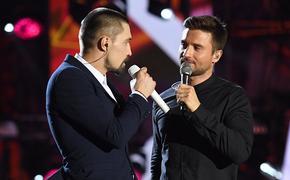 Когда звезды меряются... буквами. Билан отказался петь на концерте звезд «Евровидения» вместе с Лазаревым