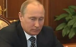 Песков: у Путина не будет времени смотреть