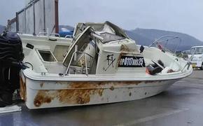 В японских водах обнаружили пропавший больше месяца назад российский катер. Экипаж таинственно исчез