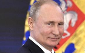 Владимир Путин в День героев Отечества поднял тост за родину и героев России
