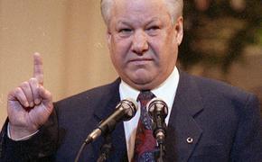 Константин Эрнст был свидетелем , как собирался уйти в отставку Борис  Ельцин