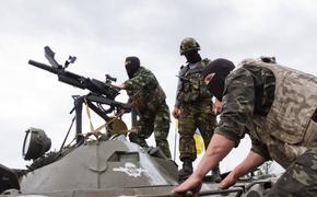 В Донбассе украинские националисты уничтожили из гранатомета трех военных ВСУ