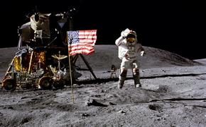 Посмотрите как прыгают американские астронавты