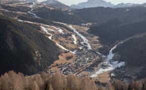 Тающие Альпы: элитные горнолыжные курорты под угрозой исчезновения
