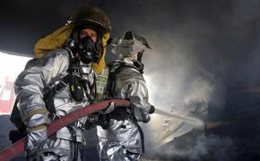 Екатеринбург: на лакокрасочном заводе произошел пожар
