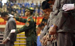 Как Китай возвращает в бюджет украденные чиновниками деньги