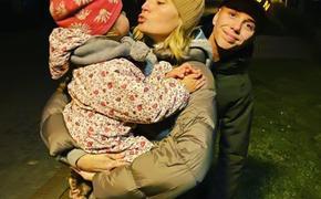 Гагарина удивила методами воспитания двухлетней дочери