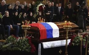 Кто виноват в смерти Лужкова?