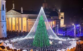 Рождественские сказки, легенды чудного Вильнюса!