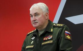 Заместитель Министра обороны Российской Федерации Андрей Картаполов поздравил новых участников движения «Юнармия»