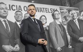 Мэру Варшавы пришлось объясняться за очистку Варшавы от