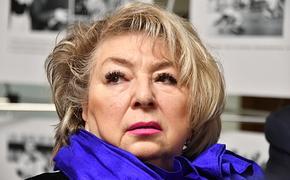 Татьяна Тарасова не хочет комментировать заявление