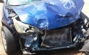 На трассе в Пензе столкнулись пять автомобилей, погиб ребенок