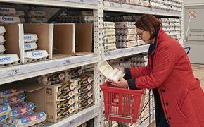 Россияне тратят на еду почти треть своих доходов