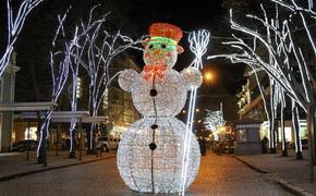 Специалист Росгидромета рассказал о погоде в новогоднюю ночь в Москве