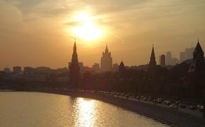 В Москве температура установила полуторавековой рекорд