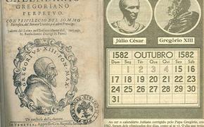 Как Юлий с Григорием календарь меняли