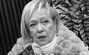 Галину Волчек похоронили на Новодевичьем кладбище в Москве