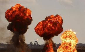 США нанесли авиаудары по объектам в Ираке и Сирии