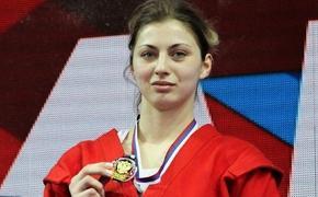 Победительница чемпионата мира по самбо Ольга Митина: «Спорт должен быть вне политики»