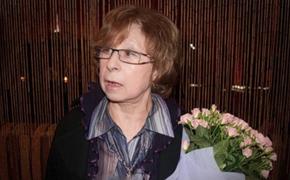 Ахеджакова рассказала, кого видит главой Минкульта