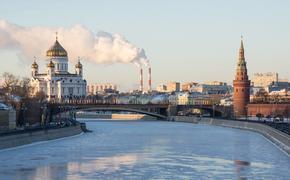Погода в Москве побила рекорд тепла почти вековой давности