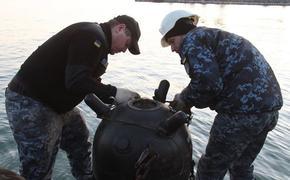 Украина минирует Азовское море?