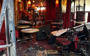 Пожар едва не уничтожил одно из самых знаменитых кафе Парижа, построенное в начале XX века