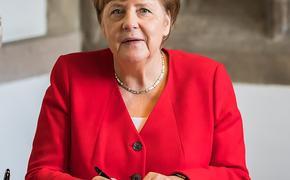 Ангела Меркель поздравила Михаила  Мишустина с вступлением в должность премьера