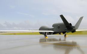 Стратегический беспилотник ВВС США провел разведку неподалеку от границ Крыма
