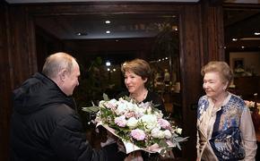 Владимир Путин лично поздравил дочь Бориса Ельцина с днем рождения