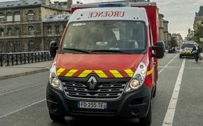 Взрыв полностью разрушил жилой дом во Франции