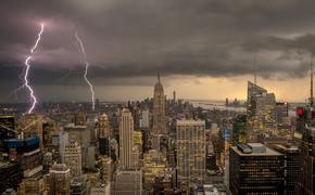 Дональд Трамп считает глупым строить стену для защиты Нью-Йорка от штормов