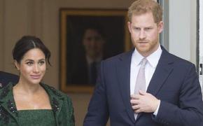Принца Гарри и Меган Маркл перестанут именовать «Их Королевскими Высочествами»