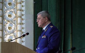 Генпрокурор Юрий Чайка уходит со своего поста
